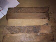 Walnut kiln dried 3 pieces lot#3