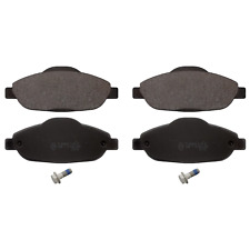 Front Brake Pad Set Inc Additional Parts Fits Peugeot 3008 308 I Febi 16844