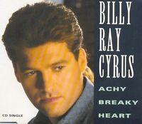 Billy Ray Cyrus Achy breaky heart (1992) [Maxi-CD]
