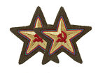 sleeve Stars Insignia patch Commissar General NKVD State Security 1935 USSR WW2