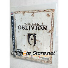 Jeu PS3 - THE ELDER SCROLLS IV OBLIVION - Neuf Blister Officiel PlayStation 3