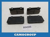 Pills Front Brake Pads Pad For ALFA ROMEO 33