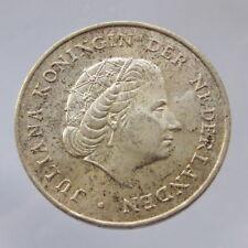 Netherlands Antilles, Juliana, 2.5 gulden, 1964, EF