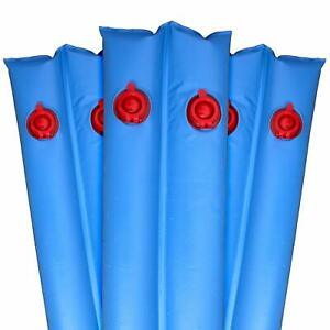 (10) Pool Mate 1-3809-20 Extra Heavy-Duty 20 Gauge 10-ft Blue Cover Bags 10-PACK