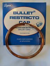 SUPCO Bullet Restricto Cap, Refrigeration System Tubing . BC4 NEW