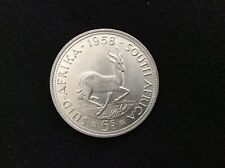 South Africa 1958 Crown Virtually As Struck 50% Silver