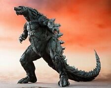 USED Bandai S.H.MonsterArts Godzilla Earth Action Figure 4573102551023