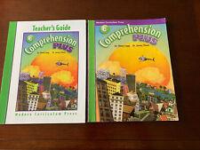 MCP Pearson's Level C/ Comprehension Plus Teacher's Guides Reading Bundle