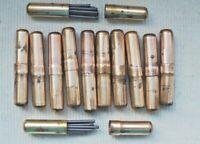 12 x 10 = 120  LEADS / MINEN in 1,18 mm, GRAPHIT in B,  EACH Lead is 25 mm long
