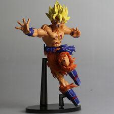 Japón Anime Dragon Ball Z Son Goku 18cm / 18cm Súper Saiyan modelo figura