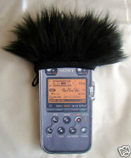 Fur Windscreen or Windsox For the  Sony PCM-M10 Recorder