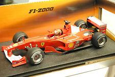 Ferrari F1-2000 Michael Schumacher Hot Wheels 26737 1/18 Miniature
