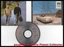 RAIN MAN - Hoffman - Cruise (CD BOF/OST) Hans Zimmer... 1989
