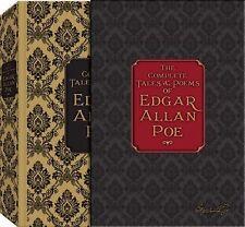 The Complete Tales & Poems of Edger Allan Poe by Edgar Allan Poe (Hardback, 2014)