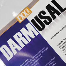 DARMUSAL  - Darmreinigung Entschlackung Entgiftung Fettverbrennung Kapseln