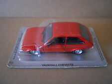Legendary Cars VAUXHALL CHEVETTE Die Cast 1:43 [MV25]