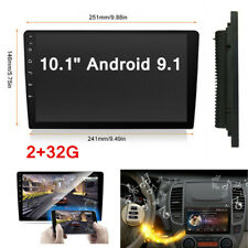 """10.1"""" Android 9.1 2+32G 2Din Car Stereo Radio GPS Wifi OBD2 Mirror Link Player"""