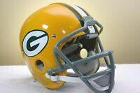 Willie Davis GREEN BAY PACKERS CUSTOM Game Suspension Vintage Football Helmet