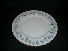 "Royal Albert Memory Lane Bone China; England; Set of 4 Bread Plates 6 3/8"""