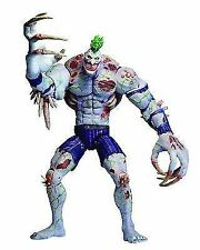 Batman Arkham Deluxe TITAN Joker Figure DC Collectibles 2013