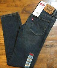 "LEVI'S 510 SUPER SKINNY JEANS  - Boy's Size 10 (25 X 25) ""Dust Storm"" NWT"