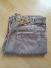 New listing Vintage Usa Levi's 517 Corduroy, White Tab Pants (Brown/Tan?) 34x32, 1980s