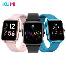 """KUMI KU1S Reloj Inteligente Deporte Rastreador Watch 1.54"""" Thermometer"""