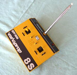 Fernsteuerung Graupner - Grundig Varioprop 8 S, 27Mhz, für Sammler