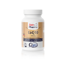 Coenzym Q10 100 mg (120 Kapseln)  zeinpharma