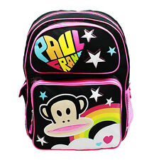"Paul Frank Monkey 16"" Adjustable Strap Backpack-Paul Frank Backpack-Brand New!"