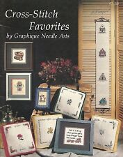 Cross Stitch Favorites by Graphique Needle Arts Cross Stitch Patterns