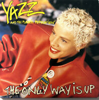 Yazz And The Plastic Population Maxi CD The Only Way Is Up - France (VG+/EX+)