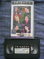 FRIENDS: SERIES 3 EPISODES 17 - 20 VHS VIDEO. EAN: 5014780157767. Cert.PG.