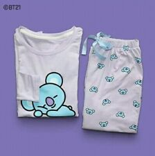 BT21 X HUNT OFFICIAL KOYA TEE PAJAMA