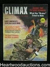 Climax Mar 1961 Shark Attacks/NYC Police Commisioner