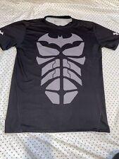 Under Armour Heat Gear Batman Compression Shirt Size Xxl