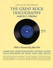 The Great Rock Discography: Complete Discographies Listing Every Track-ExLibrary
