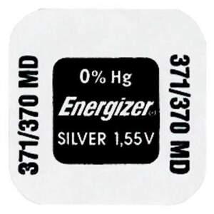 Pile Montre 371 / 370 / SR69 / SR920SW / AG6 Energizer