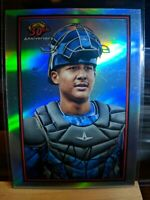 2019 Bowman Chrome Baseball 30th Anniversary #B30-MA Miguel Amaya