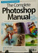 Complete Photoshop Manual In Depth Guide Projects Summer 2015 FREE SHIPPING JB