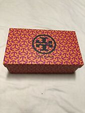 New Tory Burch Empty Shoe Box Gift Tissue