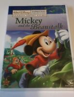 DISNEY ANIMATION COLLECTION VOL. 1 MICKEY AND THE BEANSTALK DVD NEW SEALED