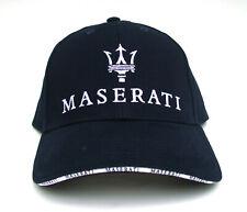 Maserati Blue Trident Hat / Cap