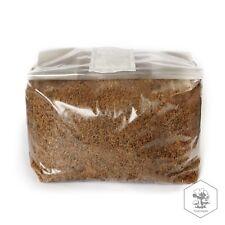 5lb Sterilized Birch Hardwood Substrate Bag Supplemented for Mushrooms
