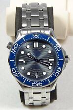 """Pfandhaus Wagner:HAU """"Omega Seamaster Diver 300m grey"""", Full Set"""