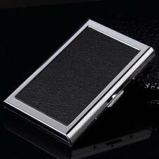 Waterproof Aluminum Business ID Credit Card Mini Wallet Holder Pocket Case Box