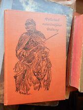 Paul Schreckenbach: Volksbuch vaterländischer Dichtung 1913 illustr. Th. Rocholl