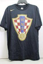 Men's Nike HNS Soccer Black Sz. L T-Shirt