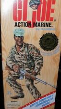 "G.I. JOE  MARINE   LIMITED   EDITION  WW11    yr.1996  12"" Action Figure"