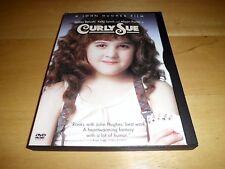 Curly Sue (DVD, 2003) James Belushi, Kelly Lynch, John Hughes; Rare/OOP! 1991